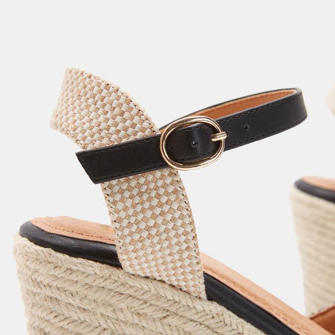Chaussures Femme bata, Noir, 769-6769 - 26