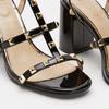 Chaussures Femme bata, Noir, 761-6439 - 26