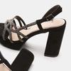 Chaussures Femme bata, Noir, 769-6431 - 19