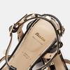 Chaussures Femme bata, Noir, 761-6439 - 17