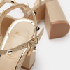Chaussures Femme bata, Or, 769-8439 - 26