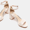 Chaussures Femme insolia, Beige, 761-8402 - 19