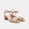 Chaussures Femme bata, Beige, 669-3221 - 15