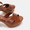 Chaussures Femme bata, Brun, 761-4470 - 17