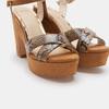 Chaussures Femme bata, Brun, 769-3467 - 16