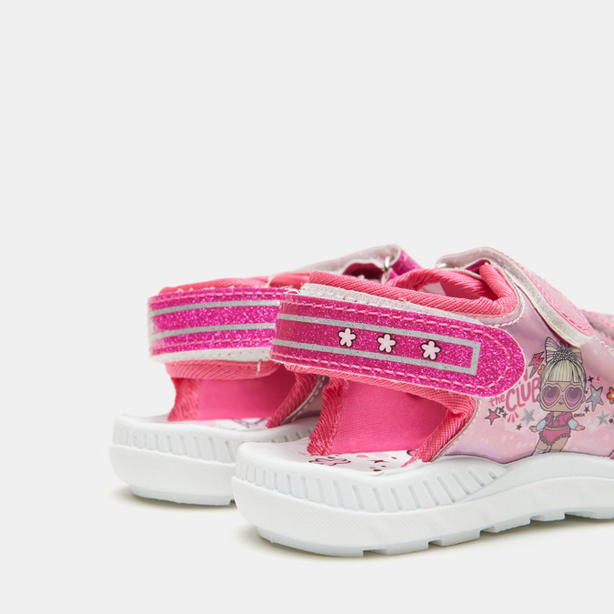 Chaussures Enfant, Rose, 261-5169 - 26