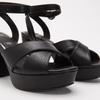 Chaussures Femme bata, Noir, 761-6470 - 17