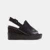 Chaussures Femme bata, Noir, 761-6473 - 13