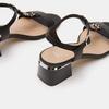Chaussures Femme bata, Noir, 661-6385 - 17