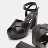 Chaussures Femme bata, Noir, 761-6470 - 19