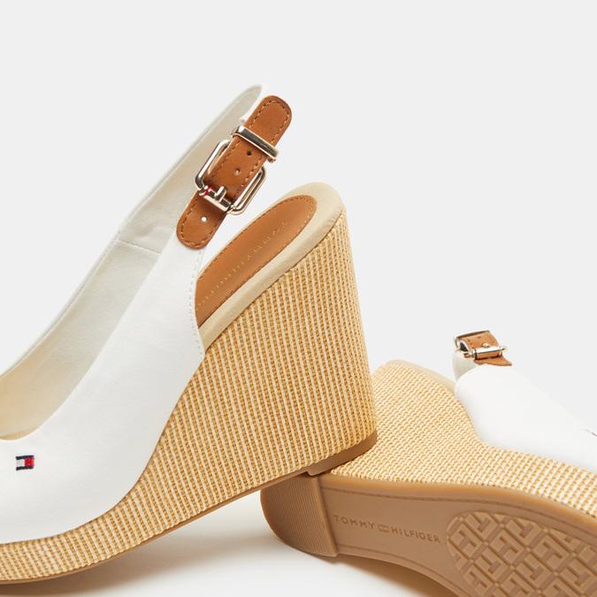 Chaussures Femme tommy-hilfiger, Blanc, 769-1365 - 17