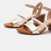 Chaussures Femme bata, Beige, 664-8225 - 17