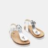 Chaussures Enfant mini-b, Argent, 361-2381 - 16