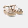 Chaussures Femme bata, Beige, 761-8771 - 16