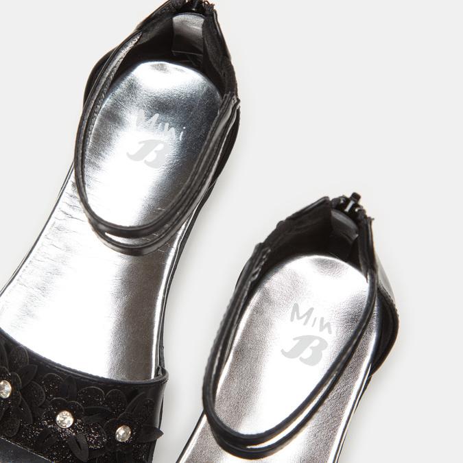 Chaussures Enfant mini-b, Noir, 361-6363 - 15