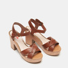 Chaussures Femme bata-rl, Brun, 761-3496 - 26