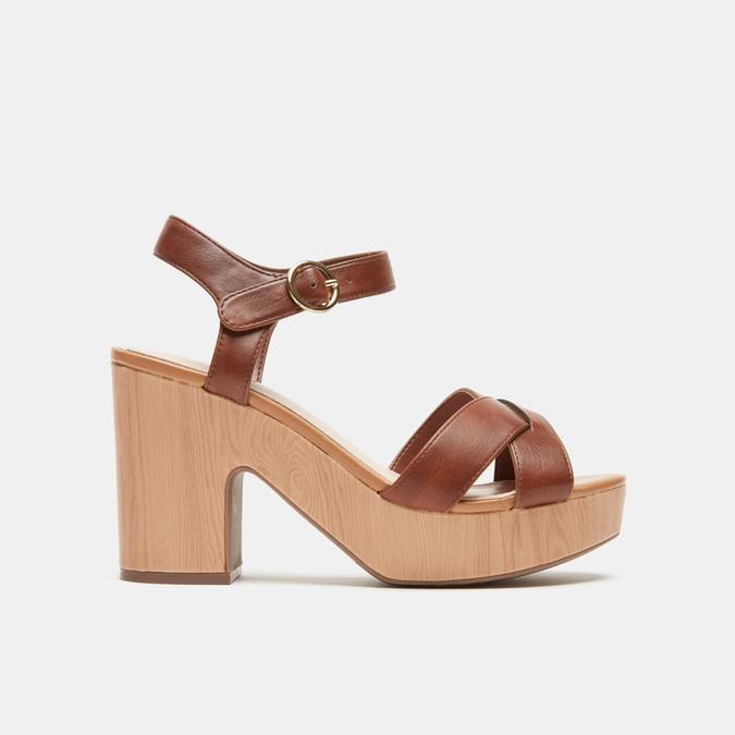 Chaussures Femme bata-rl, Brun, 761-3496 - 13