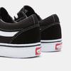 Chaussures Femme vans, Noir, 503-6136 - 19