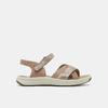 Chaussures Femme weinbrenner, Or, 566-8724 - 13