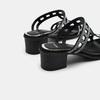Chaussures Femme bata, Noir, 671-6145 - 15