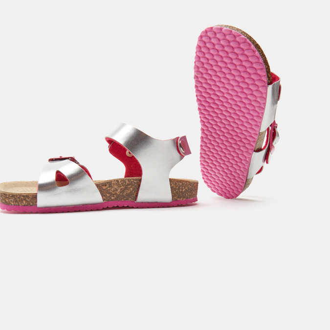 Chaussures Enfant mini-b, Blanc, 261-1253 - 15