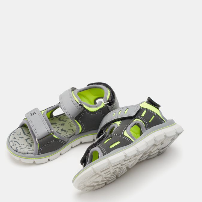 Chaussures Enfant primigi, Gris, 261-2138 - 15