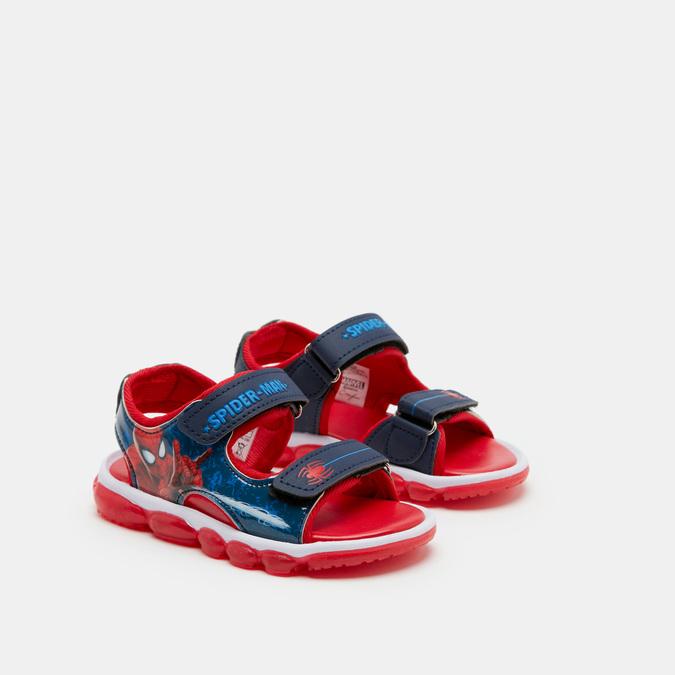 Chaussures Enfant spiderman, Bleu, 261-9251 - 26