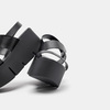 Chaussures Femme bata, Noir, 764-6752 - 17