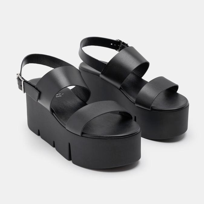 Chaussures Femme bata, Noir, 764-6752 - 15