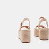 Chaussures Femme bata, Or, 761-8782 - 17