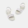 Chaussures Enfant lulu, Blanc, 369-1300 - 15