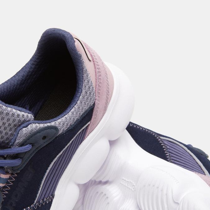 Chaussures Femme power, Bleu, 509-9152 - 15