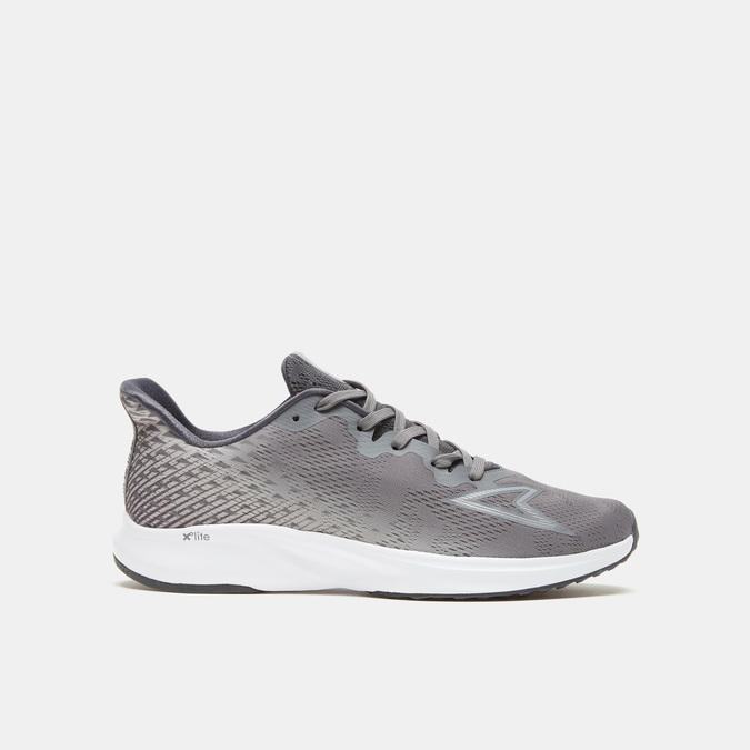 Chaussures Homme power, Gris, 809-2161 - 13