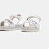 Chaussures Enfant lulu, Blanc, 369-1300 - 17