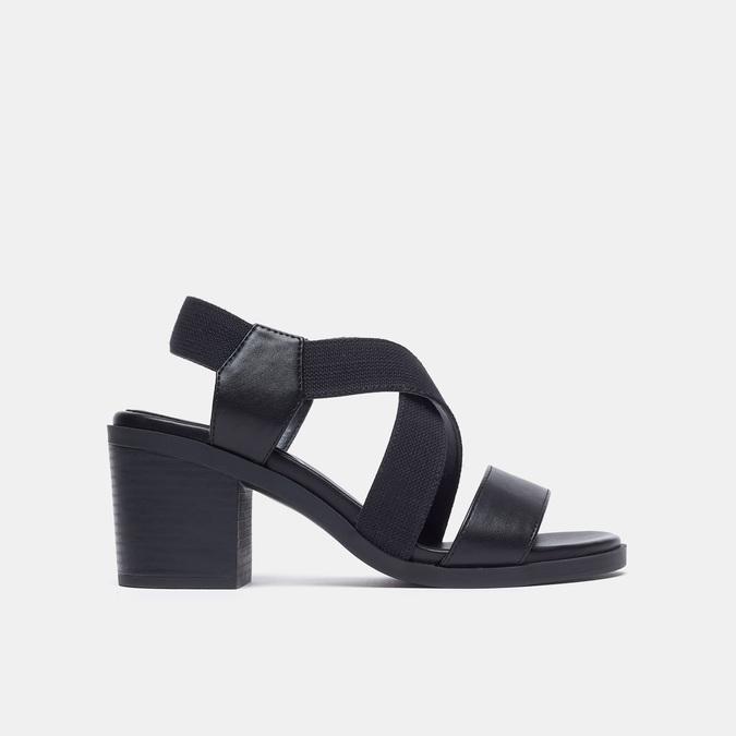 Chaussures Femme bata, Noir, 769-6768 - 13