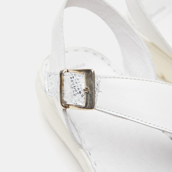 Chaussures Femme bata, Blanc, 574-1680 - 19