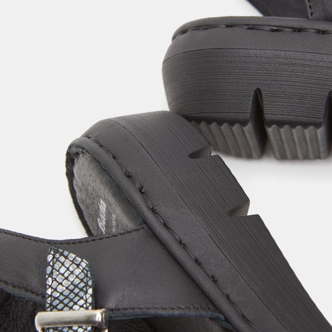 Chaussures Femme bata, Noir, 574-6680 - 15