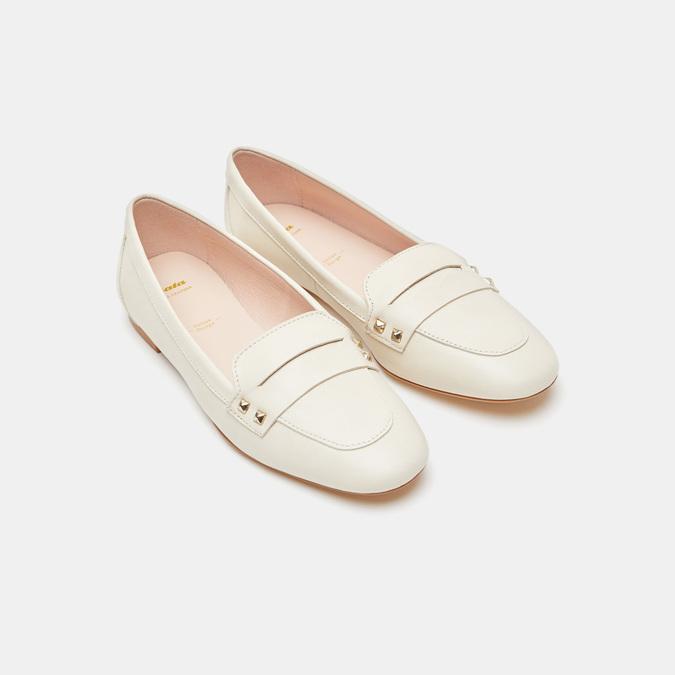 Chaussures Femme bata, Beige, 514-8327 - 16