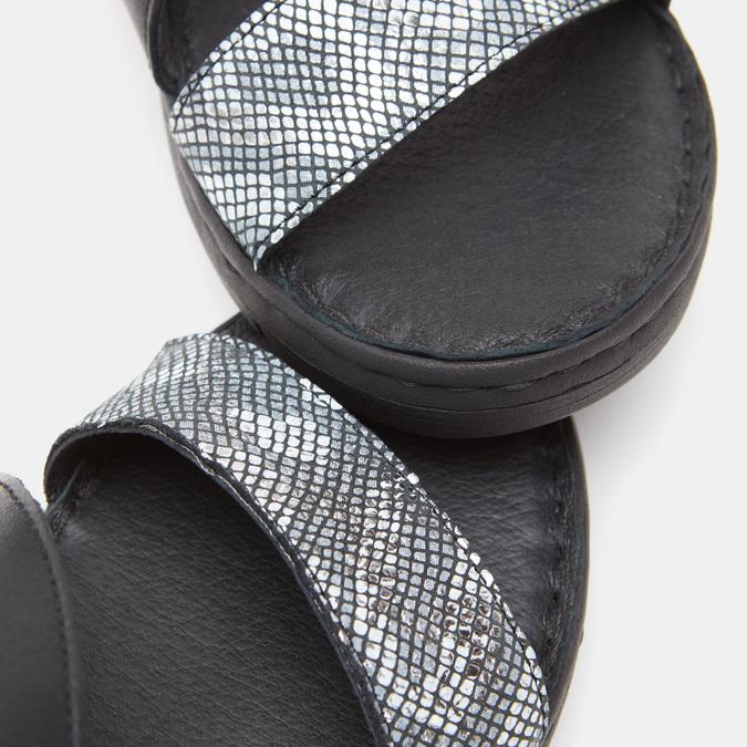 Chaussures Femme bata, Noir, 574-6680 - 17