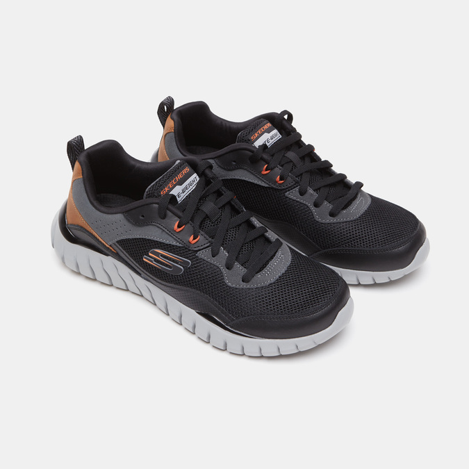Chaussures Homme skechers, Noir, 801-6132 - 26