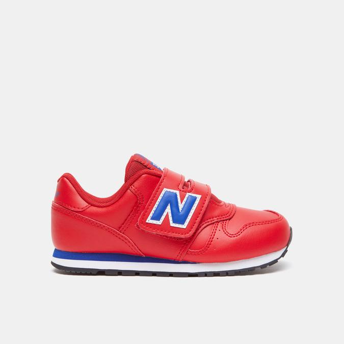 Chaussures Enfant new-balance, Rouge, 301-5366 - 13