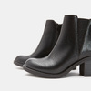 Bottines sur talon bata, Noir, 791-6561 - 17