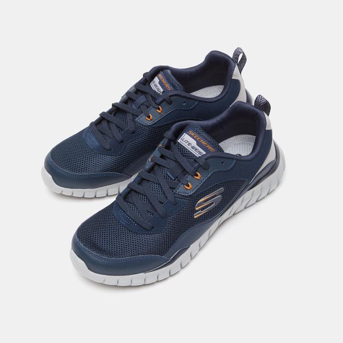 Chaussures Homme skechers, Bleu, 801-9132 - 15