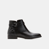 Bottines hautes bata, Noir, 591-6767 - 13
