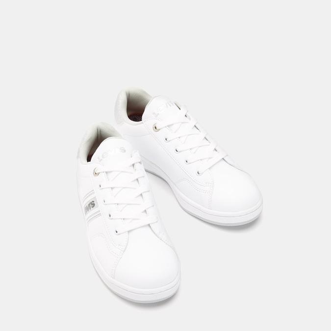 Baskets levis, Blanc, 421-1101 - 15