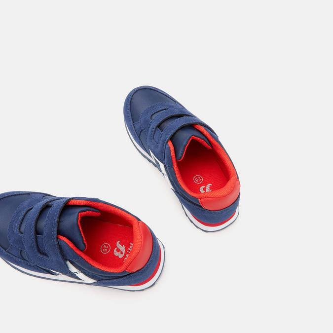 Baskets mini-b, Bleu, 211-9144 - 15