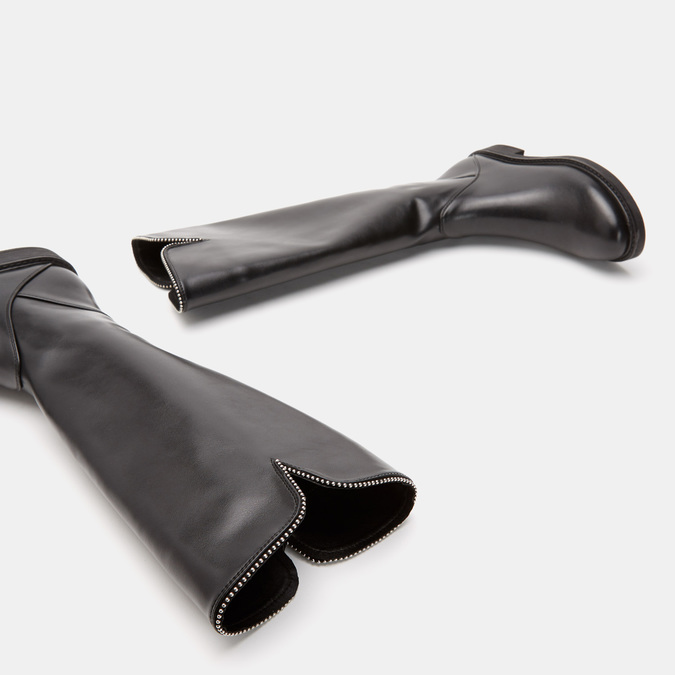 Bottes bata, Noir, 591-6861 - 15