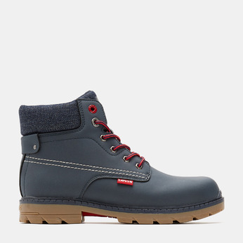 bottines enfant levis, Bleu, 491-9175 - 13