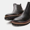 Bottines en cuir Chelsea bata, Noir, 594-6819 - 15