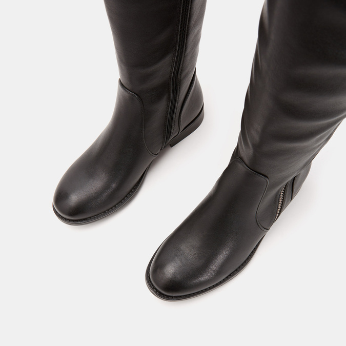 Bottes bata, Noir, 591-6863 - 19